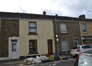 Thumbnail 3 bed terraced house for sale in Bennett Street, Landore, Swansea