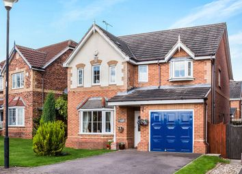 Thumbnail 4 bed detached house for sale in Plantation Road, Balby, Doncaster