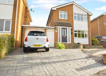 Thumbnail 3 bed detached house for sale in Highfield Avenue, Mynydd Isa, Mold