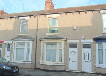 Thumbnail 2 bedroom terraced house for sale in Stainton Street, North Ormesby, Middlesbrough