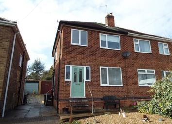 Thumbnail 3 bedroom semi-detached house for sale in Surgeys Lane, Arnold, Nottingham