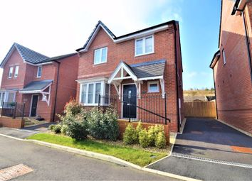 Thumbnail 4 bed detached house for sale in Ladybower Grove, Brindley Village, Stoke-On-Trent.