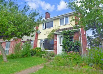 Thumbnail 3 bed semi-detached house for sale in Pilton Vale, Malpas, Newport