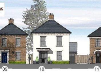 Thumbnail 4 bedroom detached house for sale in St Johns Village, 15 Medland Drive, Bracebridge Heath, Lincoln