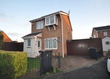Thumbnail 3 bed detached house to rent in Hazel Meadows, Hucknall, Nottingham