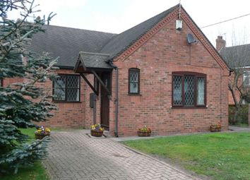 Thumbnail 2 bed bungalow to rent in Churchfields, Audlem, Crewe