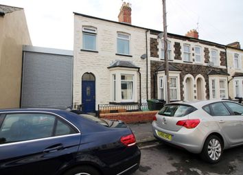 Thumbnail 2 bed end terrace house for sale in Gloucester Street, Cardiff