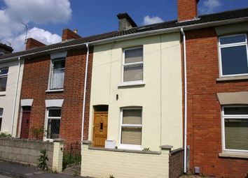 Thumbnail 3 bed terraced house to rent in Polden Road, Salisbury