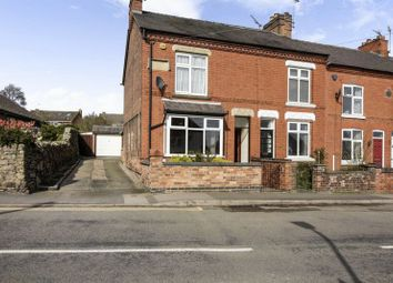 Thumbnail 2 bed end terrace house for sale in London Road, Markfield