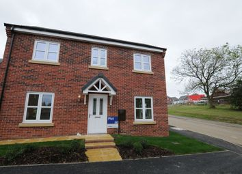 Thumbnail 4 bed detached house for sale in Wyaston Road, Ashbourne
