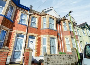 Thumbnail 2 bed terraced house for sale in Empire Road, Torquay