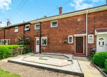 Thumbnail 2 bed terraced house for sale in May Avenue, Cheadle Hulme, Cheadle