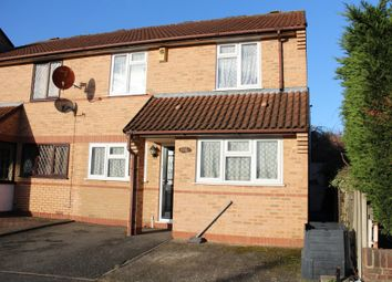 Thumbnail 4 bedroom semi-detached house for sale in Fullwell Avenue, Ilford