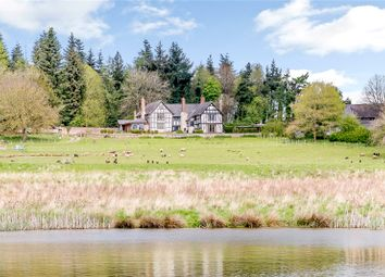 Thumbnail 8 bed detached house for sale in Orleton, Ludlow, Herefordshire