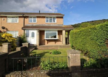 Thumbnail 3 bed terraced house to rent in Tudor Road, Wyesham, Monmouth
