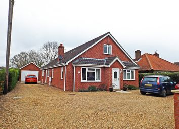 Thumbnail 4 bedroom detached house for sale in Ivy Road, Spixworth, Norwich