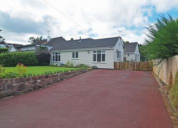 Thumbnail 3 bed detached bungalow for sale in Victoria Road, Little Neston, Neston, Cheshire