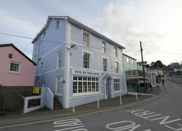 Thumbnail 3 bed flat for sale in Church Street, New Quay