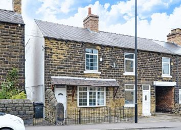 Thumbnail 2 bedroom terraced house for sale in Wortley Road, High Green, Sheffield