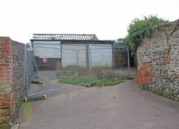Thumbnail Parking/garage for sale in Garage Premises, Main Road, Yapton, Arundel, West Sussex