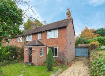 Thumbnail 3 bed semi-detached house for sale in The Meadows, Amersham, Buckinghamshire