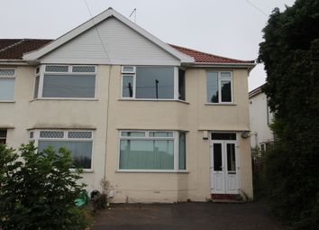 Thumbnail 3 bed semi-detached house to rent in Station Road, Bristol