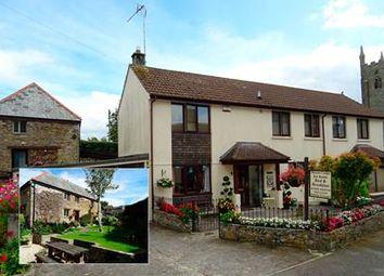 Thumbnail Hotel/guest house for sale in Rowan Lodge B&B & Cottages, Lanreath, Looe, Cornwall
