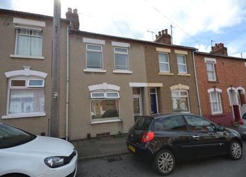 Thumbnail 3 bedroom terraced house for sale in Stanley Street, Semilong, Northampton