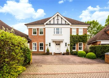 Thumbnail 5 bedroom detached house for sale in Queens Acre, Windsor, Berkshire