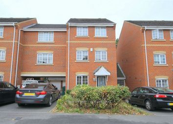 Thumbnail 4 bed town house to rent in Kinderton Close, London