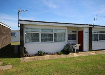 Thumbnail 2 bed semi-detached bungalow for sale in California Road, California, Great Yarmouth