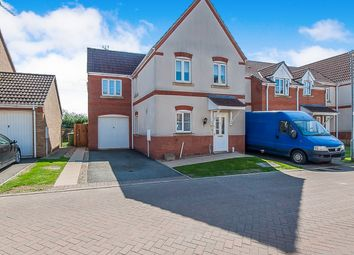Thumbnail 4 bed end terrace house for sale in The Oaks, Elm, Wisbech