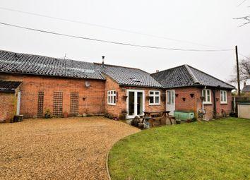 Thumbnail 3 bed semi-detached bungalow to rent in Melton Park, Melton Constable