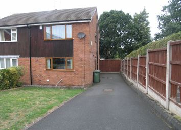 Thumbnail 2 bed semi-detached house for sale in Crestwood Avenue, Kidderminster