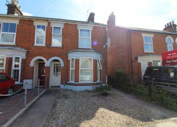 Thumbnail 3 bed end terrace house for sale in Crabbe Street, Ipswich