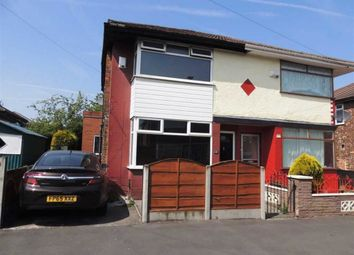 Thumbnail 2 bedroom semi-detached house for sale in Eastwood Avenue, Droylsden, Manchester