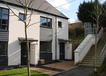 Thumbnail 2 bed terraced house to rent in Northey Road, Bodmin