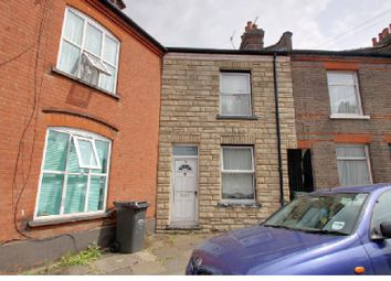 Thumbnail 2 bedroom terraced house for sale in Cambridge Street, Luton