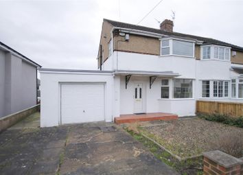 Thumbnail 3 bed semi-detached house for sale in Moor Crescent, Gilesgate Moor, Durham