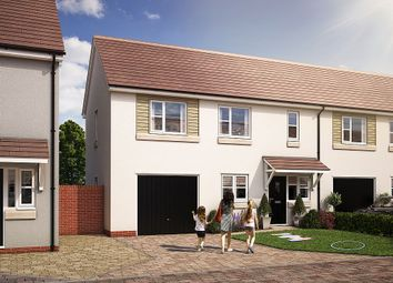 Thumbnail 3 bed terraced house for sale in Plot 3, Acland Park, Feniton, Devon