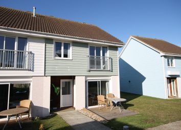 Thumbnail 3 bed semi-detached house for sale in West Bay Club, Norton, Yarmouth