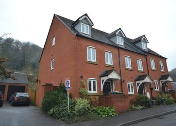Thumbnail 3 bedroom end terrace house for sale in Harrolds Close, Dursley