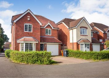 Thumbnail 4 bed detached house for sale in Kenilworth Road, Balsall Common Coventry