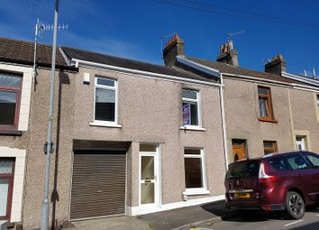 Thumbnail 3 bed terraced house for sale in Miers Street, St. Thomas, Swansea, City And County Of Swansea.