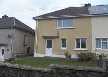 Thumbnail 2 bed property to rent in Priory Road, Milford Haven