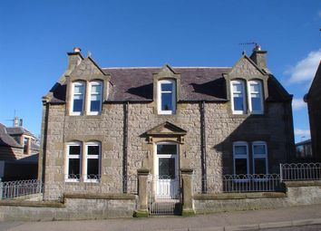 Thumbnail 4 bed detached house for sale in Kimberley Street, Lossiemouth, Moray