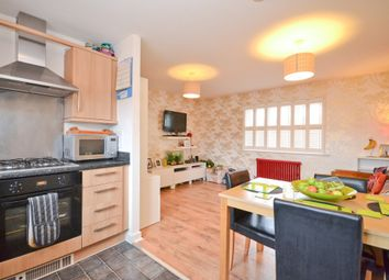 Thumbnail 3 bed maisonette for sale in Snowberry Road, Newport