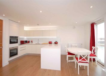 Thumbnail 3 bedroom flat to rent in Merlin Court, 1 Saundby Lane, London