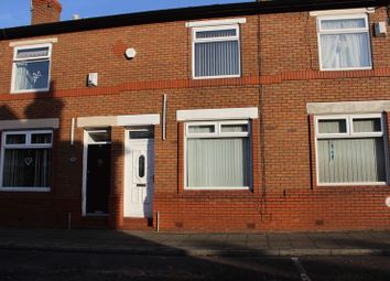 Thumbnail 2 bed terraced house to rent in Birtles Avenue, Stockport