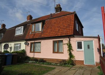 Thumbnail 3 bed semi-detached house for sale in Fletcher Road, Ipswich